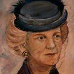 """Portrait """"The Modist"""", 2004"""