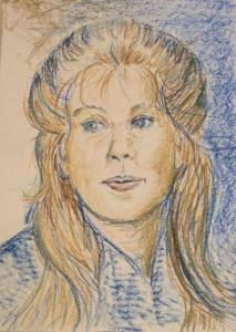 Selbstportrait 2004